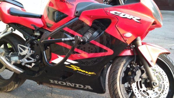 Защитные дуги Honda CBR 600 F4i F4 sport